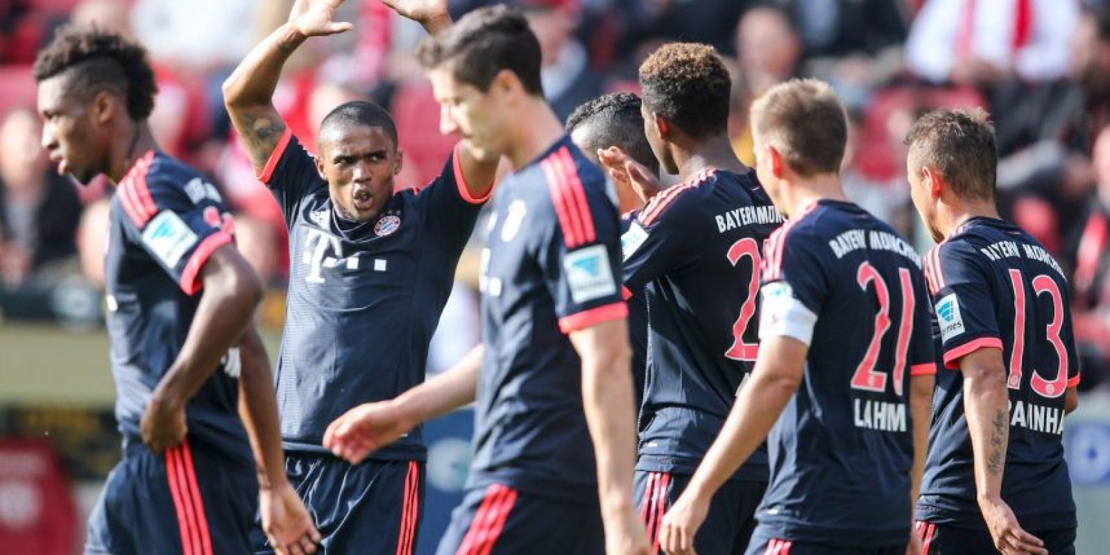 El Bayern Munich (Alemania) recibirá la visita del Dinamo de Zagreb (Croacia). Foto:Getty Images