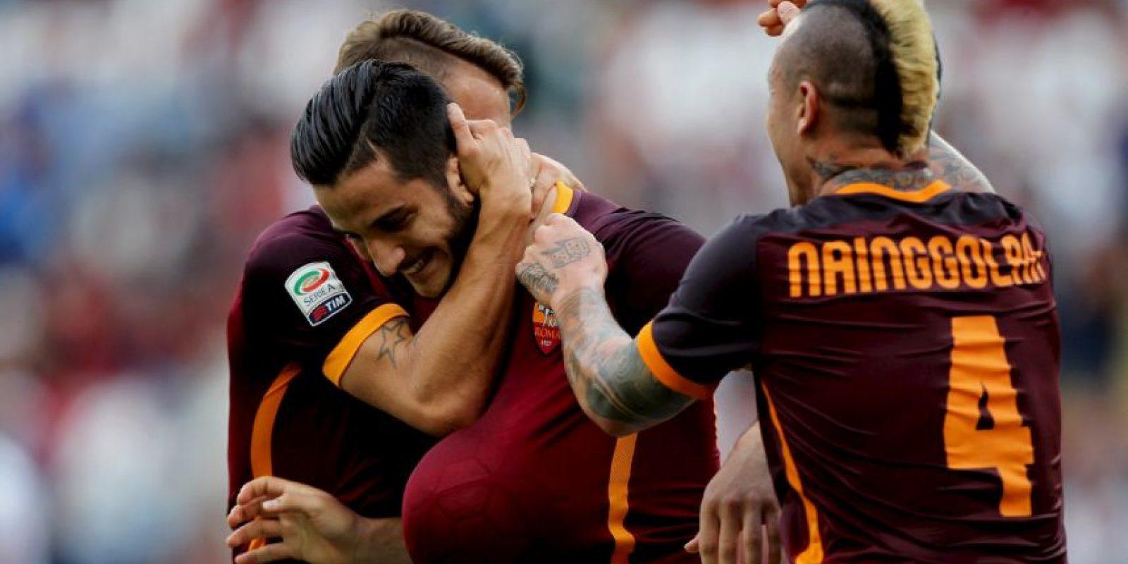 La Roma (Italia) le hará los honores al BATE Borisov (Ucrania). Foto:Getty Images
