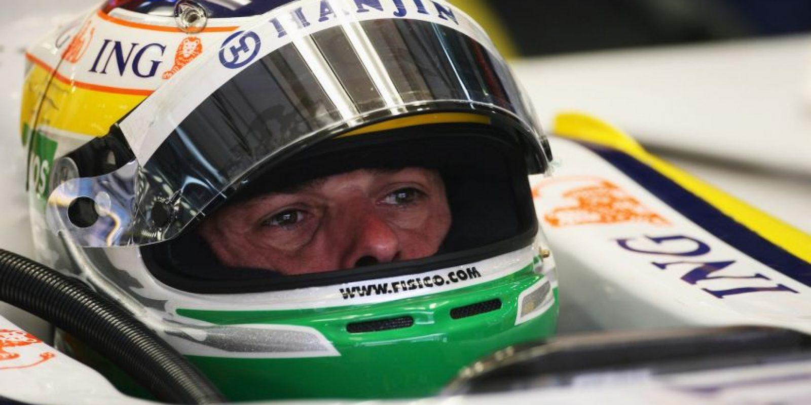 Corrió 52 carreras para Renault con 8 podios, 2 victorias y 151 puntos. Foto:Getty Images