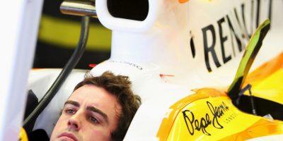 1. Fernando Alonso (España) Foto:Getty Images