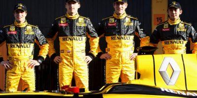 Renault está cerca de volver a la Fórmula 1, y estos son los últimos pilotos que corrieron por esta escudería. Foto:Getty Images