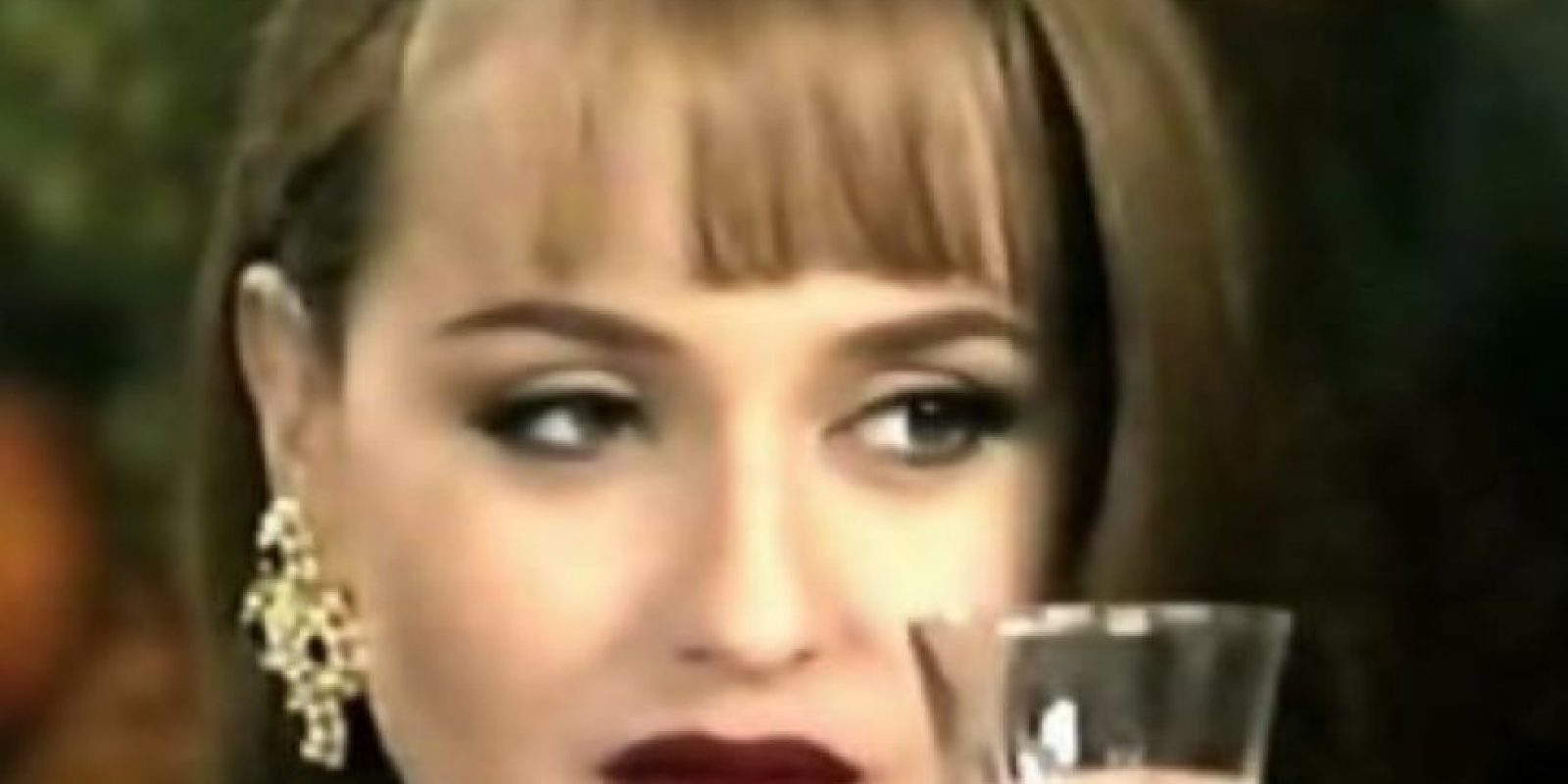 """¿Quién no se acuerda del """"queridita""""? Foto:vía Televisa"""