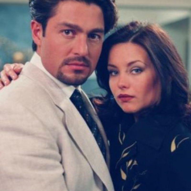 Colunga ya tiene 49 años. Ha seguido actuando en telenovelas. Foto:vía Televisa