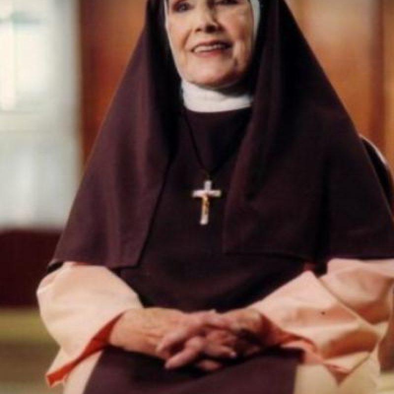 """Hizo otro papel en """"Carita de Ángel"""", inconcluso por su repentina muerte en 2002. Foto:vía Televisa"""