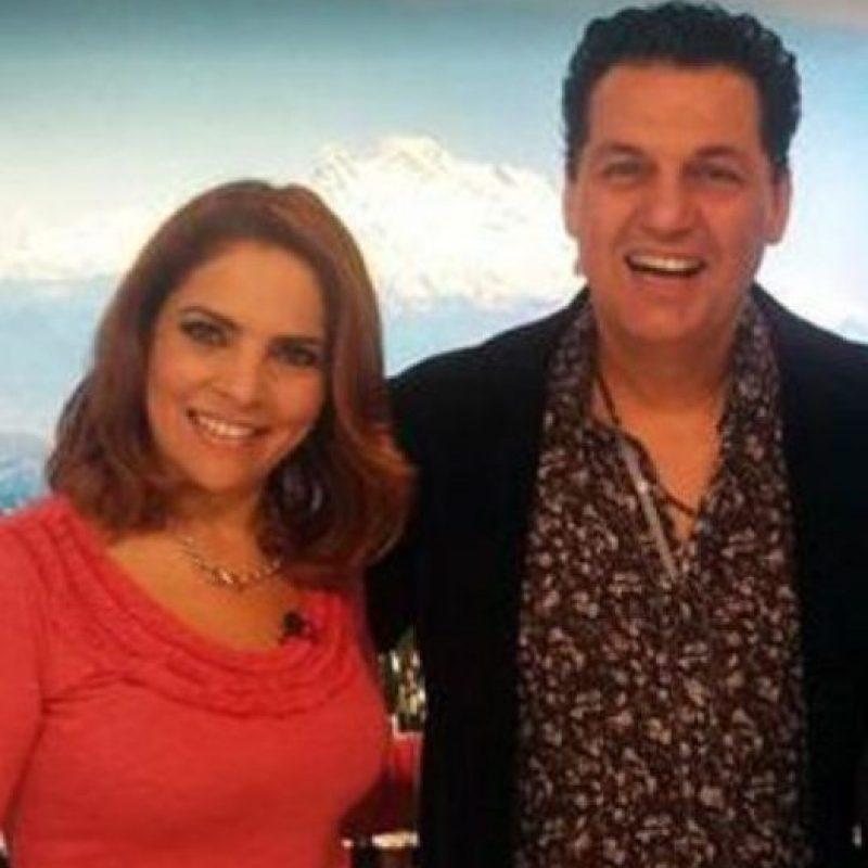 """Ahora está así y reapareció en 2012 en """"Miss XV"""". Ahora se dedica a la música. Foto:vía Univisión"""