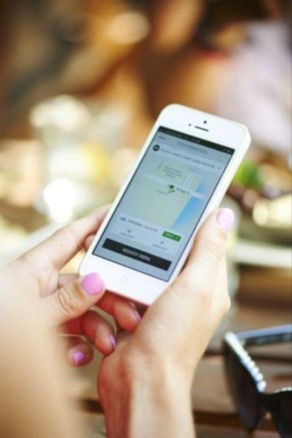 1- Porque tecnologías como Uber les facilitan encontrar el servicio que quieren Foto:Getty Images