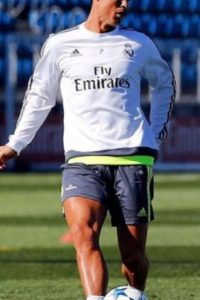 """The Man"" mostrará a la persona detrás del crack del Real Madrid Foto:Vía instagram.com/cristiano"