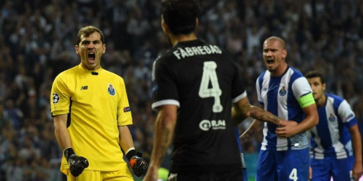 Iker Casillas acepta en las redes sociales su error en la Champions League