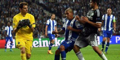 Porto llegó a cuatro puntos en la Champions Foto:Getty Images