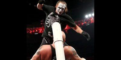 8 veces Campeón de Pesos Pesados de la WCW Foto:WWE