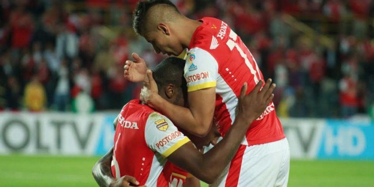 Copa Sudamericana: Santa Fe VS Emelec, partido de vuelta