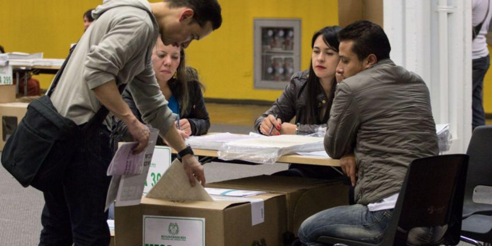 Averigüe si es jurado de votación y ahórrese una millonaria multa Foto:Archivo Publimetro