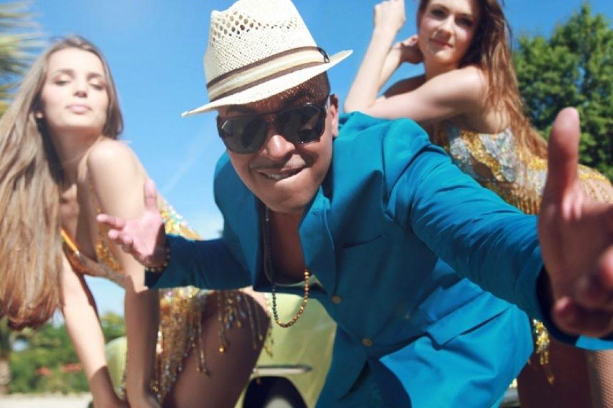 """Su último disco lo lanzó en 2013 y fue titulado """"A Little Bit of 80s"""". Foto:vía lou-bega.com"""