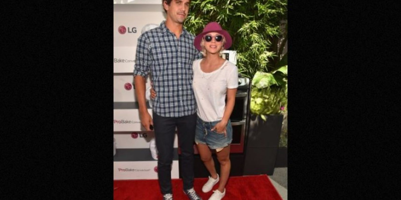 Cuoco y el tenista Sweeting se casaron la Nochevieja de 2013, dos meses después de su compromiso. Foto:Getty Images