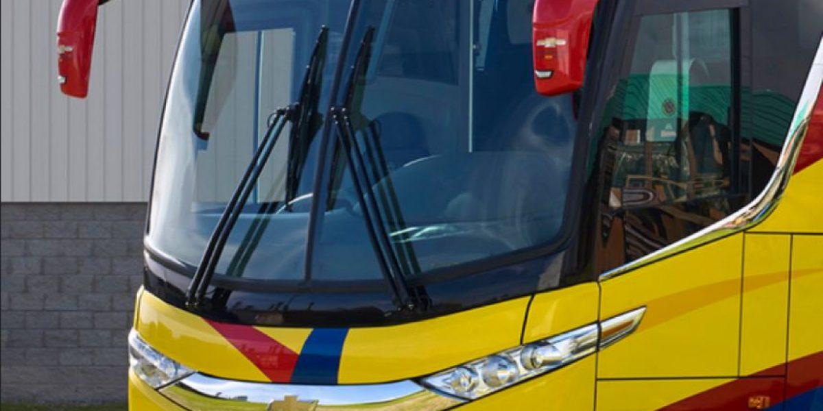 Video: Conozca el nuevo bus de la selección Colombia