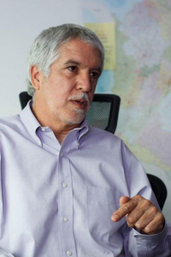 Enrique Peñalosa. Imagen Por: Archivo Publimetro