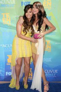 """Durante una entrevista para la revista """"Complex"""", Demi aseguró que ya no es amiga de Selena Gómez Foto:Getty Images"""