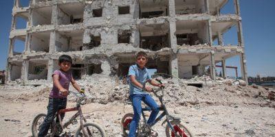 El informe reveló que 77 mil 646 muertes ocurrieron en zonas controladas grupos armados no estatales. Foto:Getty Images