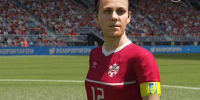 7. 13 futbolistas femeninas fueron retiradas de FIFA 16. Foto:EA Sports