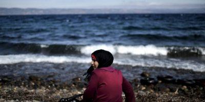 2. Los países principales de donde provienen los refugiados son Siria, Afganistán, Irak, Pakistán y Somalia. Foto:AFP