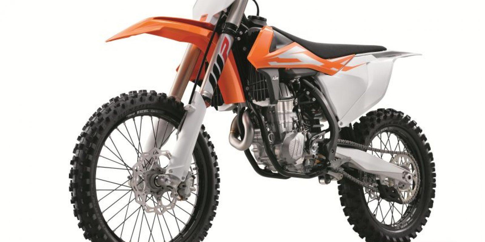 Las motocicletas tienen tecnologías derivadas de las motos ganadoras de 14 Rally Dakar consecutivos. Foto:Cortesía