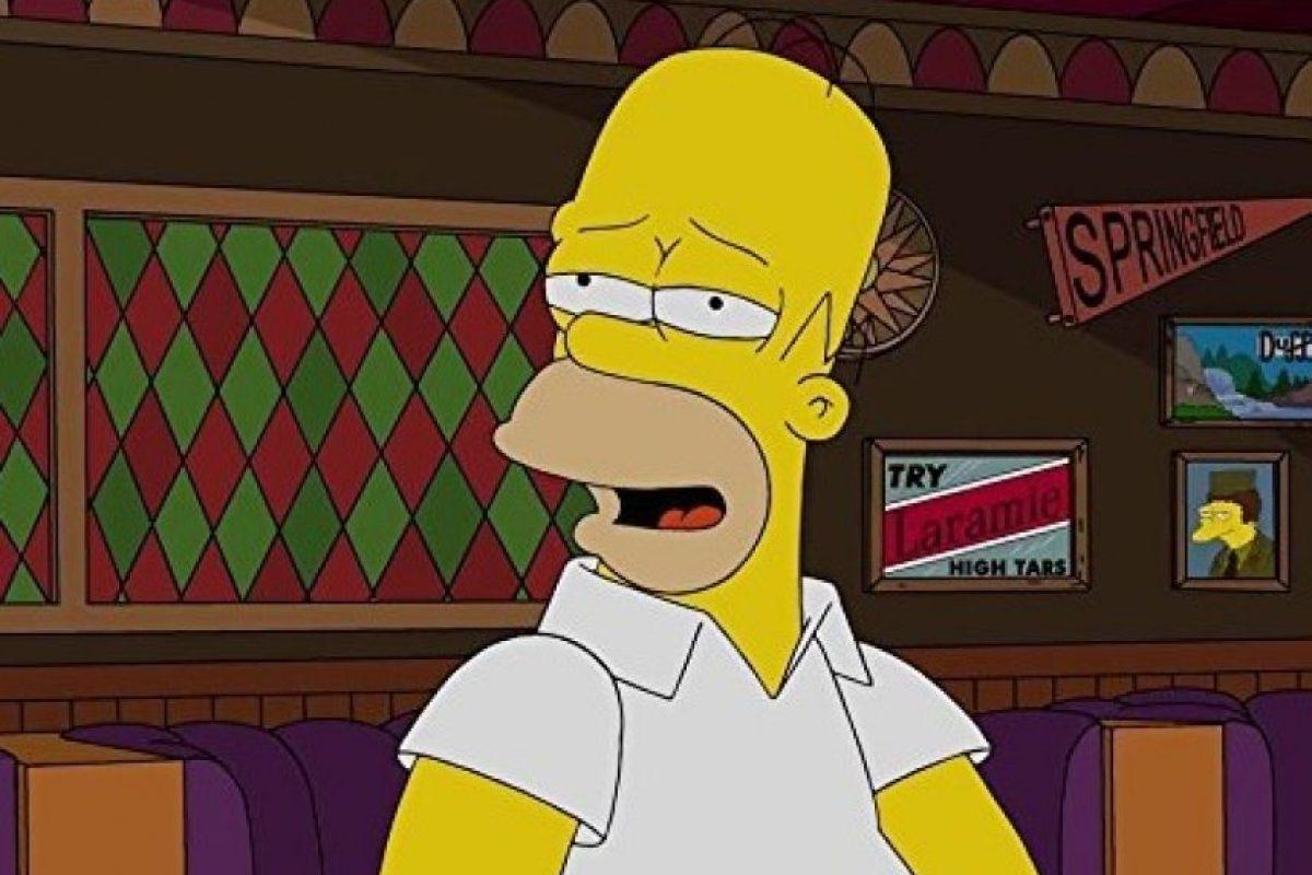 Fue creada por Matt Groening para Fox Broadcasting Company Foto:20th Century Fox