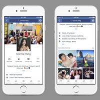 Facebook tendrá importantes cambios en los perfiles. Foto:Facebook