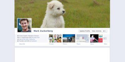 2011. El creador de Facebook se da cuenta que a los usuarios les encantan las imágenes y aparecen en diferentes formas. Foto:Facebook