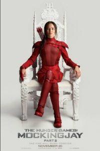 """Katniss"" está decidida a terminar con el presidente ""Snow"" Foto:Facebook/JenniferLawrence"