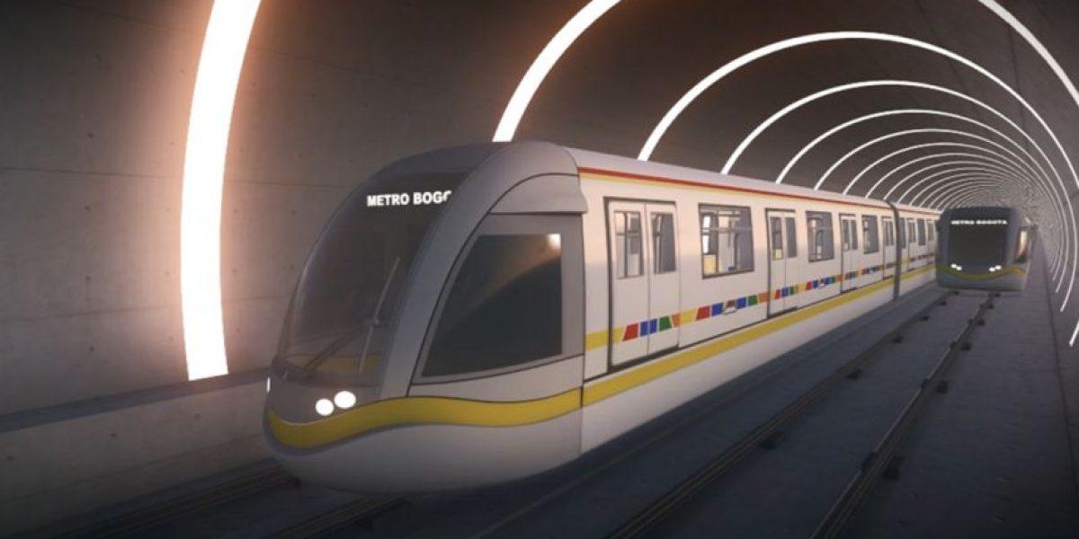 Petro exige recursos para financiación del Metro de Bogotá