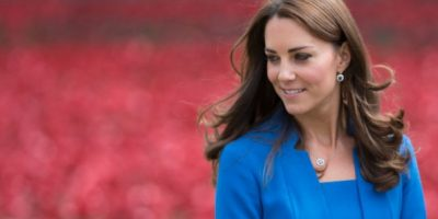 6- Kate Middleton. Foto:Getty Images