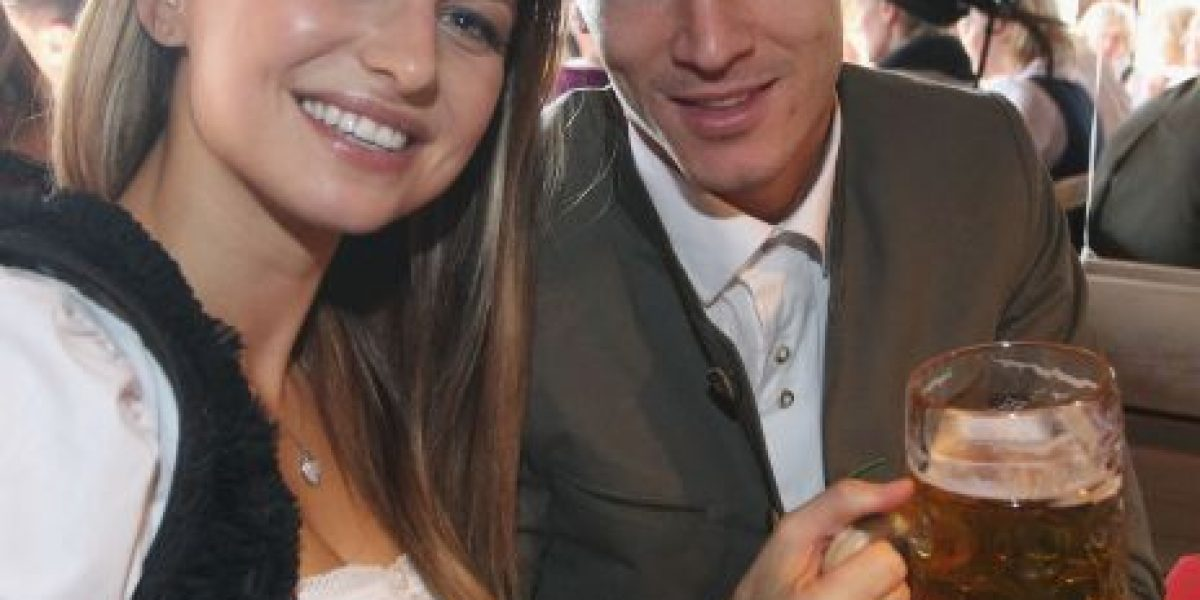 La esposa de Robert Lewandowski tiene el secreto de su racha goleadora