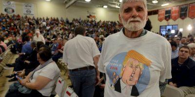 """En algunas ocasiones, se vive una """"Trumpmanía"""" Foto:Getty Images"""