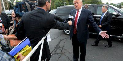 Dar entrevistas Foto:Getty Images