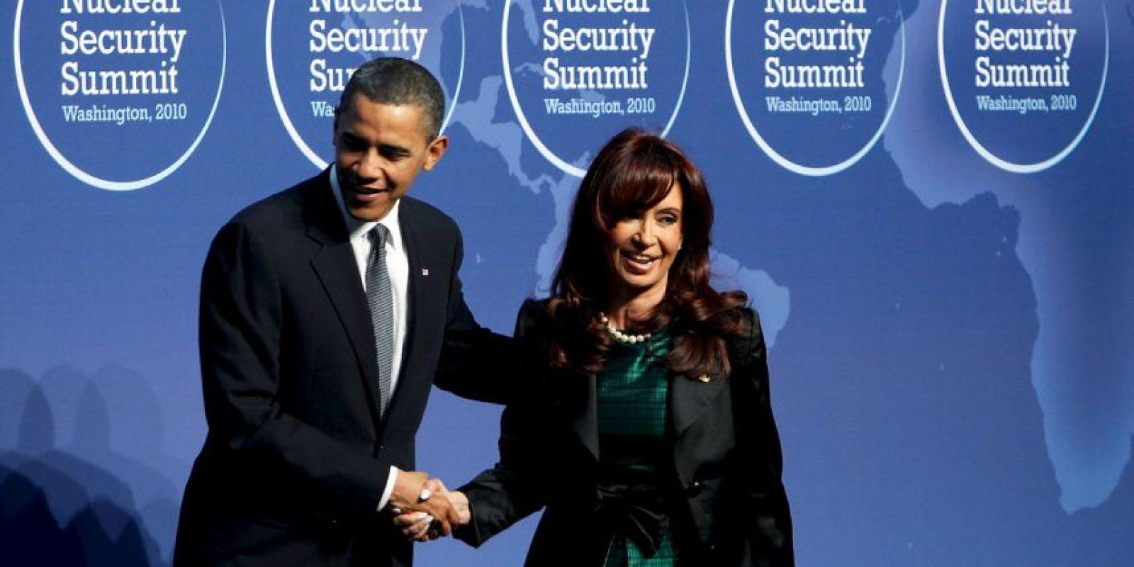 """Cristina señaló que Estados Unidos """"protege"""" al exespía que pudo brindar información que derivó en su acusación Foto:Getty Images"""