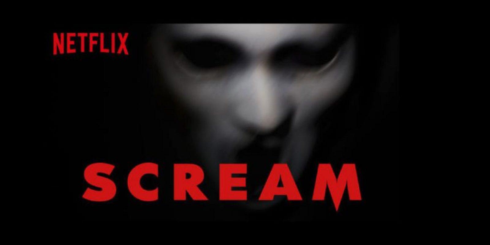 Inspirada en la saga de las taquilleras películas de Wes Craven, esta nueva serie original de Netflix presenta su primera temporada Foto:Netflix