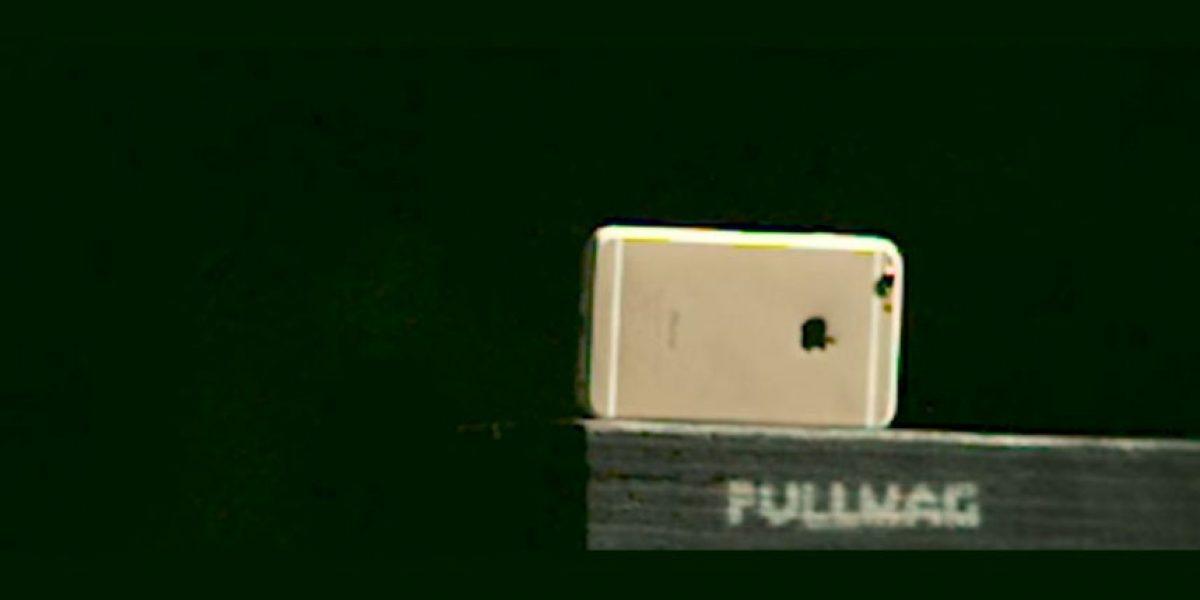 Video: Las características del iPhone 6s para resistir una hora bajo el agua