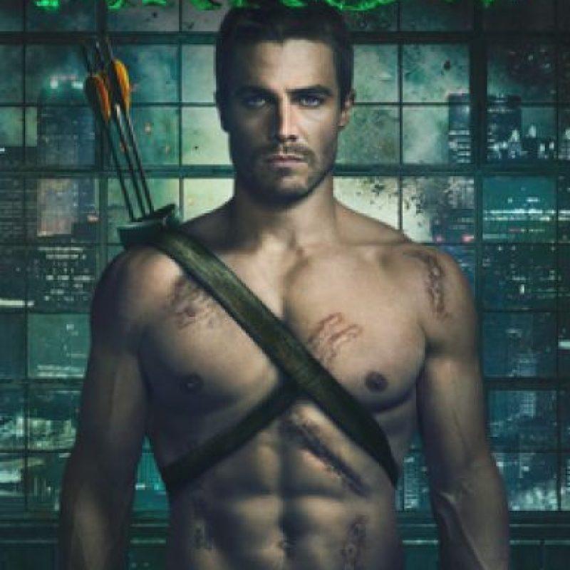 Sigan la serie basada en la historia del superhéroe de DC Comics Flecha Verde Foto:Warner Bros. Television/DC Comics
