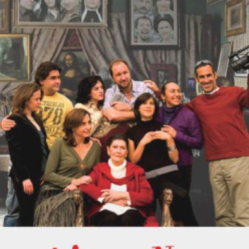 Una familia mexicana quiere conceder a la abuela su último deseo: un viaje a Italia. Los familiares harán toda para complacerla… todo, hasta inventar un pueblo Foto:Altavista Films/La Nonna Films