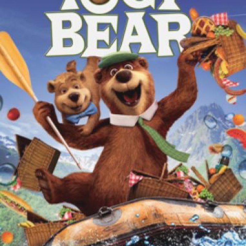 """Es la adaptación cinematográfica de la serie animada de Hanna-Barbera """"El show del oso Yogi"""" Foto:Warner Bros. Pictures"""
