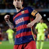 """La """"Pulga"""" es considerado el mejor futbolista de esta época y para muchos, es ya el mejor de la historia. Tiene 467 goles en 588 partidos y 12 temporadas. Foto:Getty Images"""