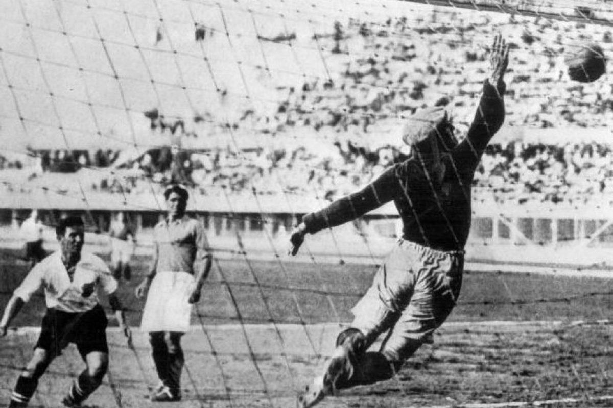 El delantero checo-austriaco fue considerado por la IFFHS como el mejor artillero del siglo XX, cómo no con esos números: 805 goles en 530 partidos de 27 temporadas. Foto:Getty Images