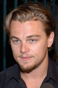 """Al protagonista de """"Titanic"""" lo conocimos con muy poco vello facial Foto:Getty Images"""
