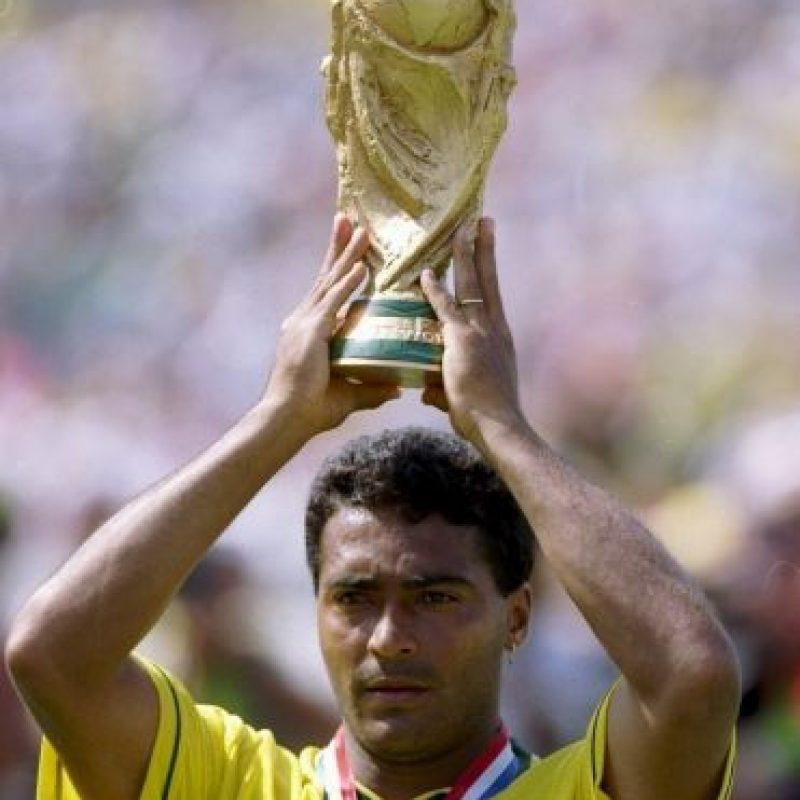 2. Romario (Brasil) Foto:Getty Images