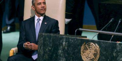 En agosto de 2014, el presidente Barack Obama anunció que comenzaría una serie de ataques aéreos en Irak y Siria, con el fin de detener la expansión del grupo yihadista Estado Islámico, esto, después de que se difundiera el asesinato de periodistas estadounidenses y los ataques contra personas yizidíes y cristianos en Siria. Foto:Getty Images