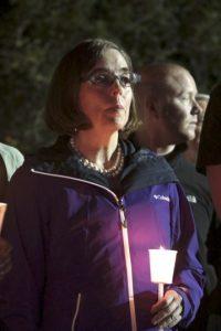 Este tiroteo se dio después de la muerte de dos periodistas, mientras transmitían en vivo Foto:Getty Images