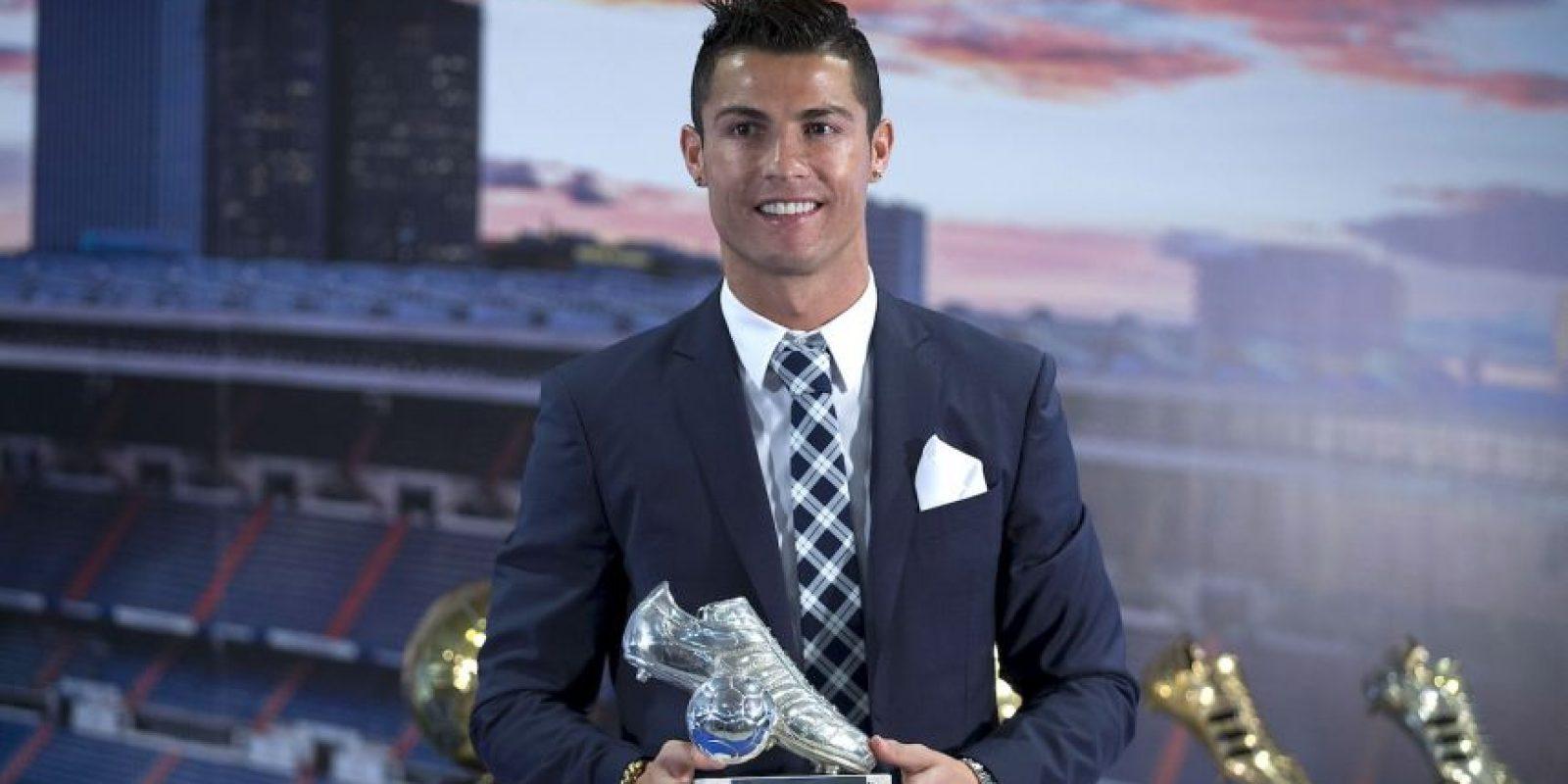 8. Cristiano Ronaldo (Portugal) Foto:Getty Images