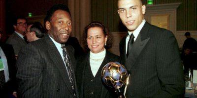 1997: Ronaldo Foto:Getty Images