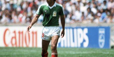 El mexicano anotó durante toda su carrera 516 goles en 881 partidos, todo esto en 24 temporadas. Foto:Getty Images