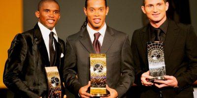 2005: Ronaldinho Foto:Getty Images